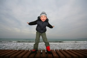 Неугомонный ребенок или как справляться с гиперактивностью у детей?