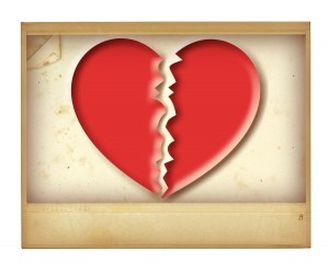 Развод отражается на состоянии волос