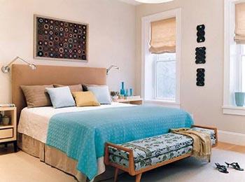 как организовать фен шуй спальни
